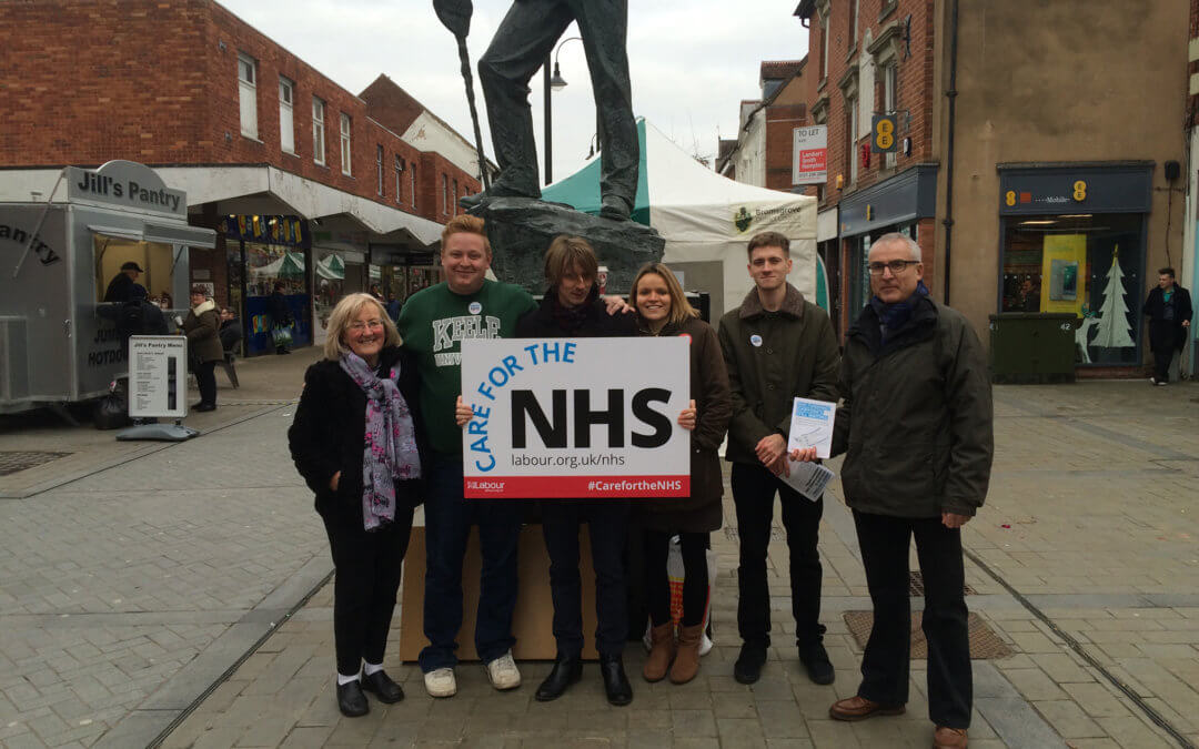 National campaign day for the NHS