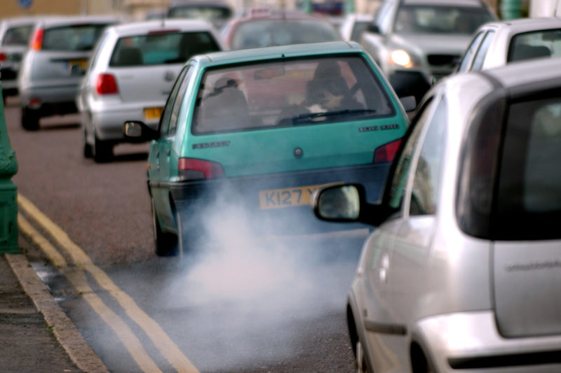 Worcestershire Regulatory Services have been unable to continue monitoring air-pollution